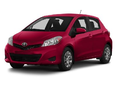 2014 Toyota Yaris 5dr Liftback Automatic L (TMC/CBU Plant) - Click to see full-size photo viewer