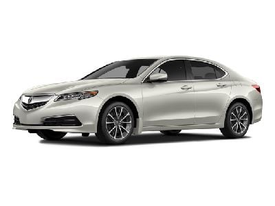 2015 Acura TLX 3.5L V6 SH-AWD w/Technology Package Sedan