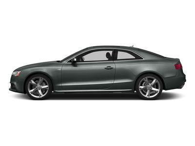 2015 Audi A5 2DR CPE 2.0T QTR MT Coupe