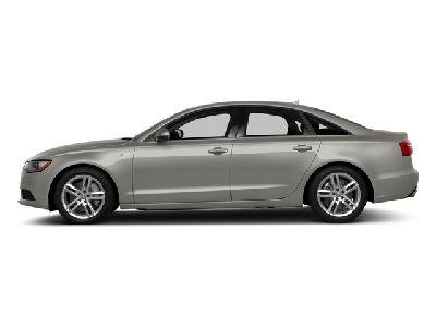 2015 Audi A6 3.0 TDI Prestige Sedan