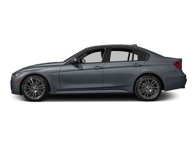 2015 BMW 3 Series 6SPEED $65135 MSRP MSPORT XDR DYNAMIC HANDLING COLD WEATHER TECH Sedan