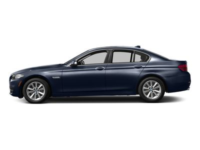 2015 BMW 5 Series 535d xDrive Sedan
