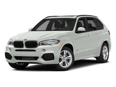 2015 BMW X5 X5d DRIVING ASSIST COLD WEATHER LUXURY SEATING MOCHA NAPPA PREM - Click to see full-size photo viewer