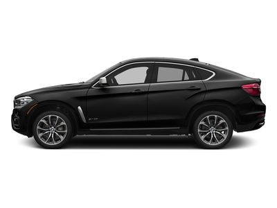 2015 BMW X6 xDrive35i SAC