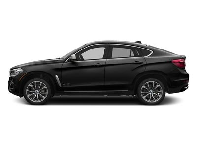 2015 BMW X6 xDrive50i SAC