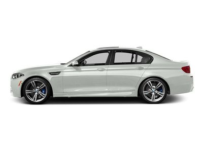 2015 BMW M5 COMPETITION+DRIVERS ASSIST PLUS EXECUTIVE PKG BANG+OLUFSEN 20'S Sedan
