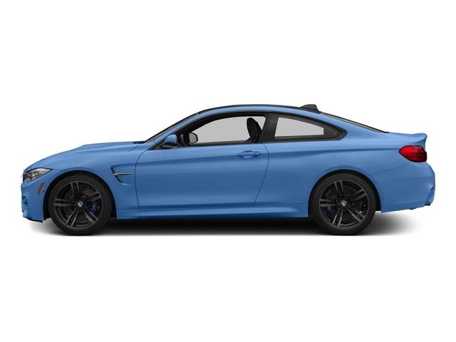 2015 BMW M4 M-DOUBLE CLUTCH CARBON FIBER M SUSPENSION MOON ROOF EXECUTIVE PK