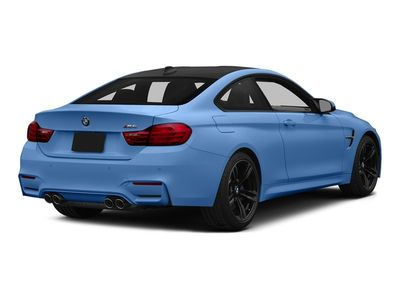 2015 BMW M4 M-DOUBLE CLUTCH CARBON FIBER M SUSPENSION MOON ROOF EXECUTIVE PK - Click to see full-size photo viewer