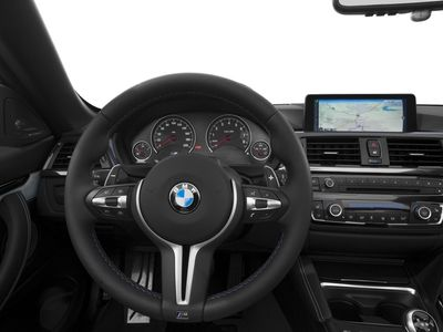 2015 BMW M4 M4 CONVERTIBLE MDOUBLE CLUTCH TRANS ADAPTIVE MSUSPENSION H/SEATS - Click to see full-size photo viewer