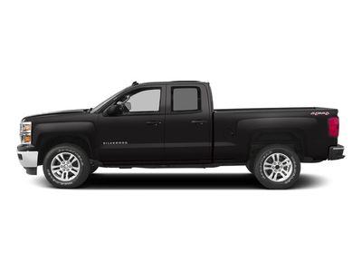 "2015 Chevrolet Silverado 1500 4WD Double Cab 143.5"" LT w/1LT Truck"