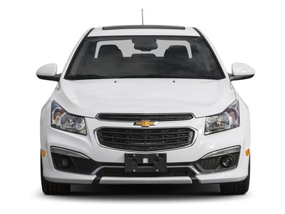 2015 Chevrolet CRUZE 4dr Sedan LTZ - Click to see full-size photo viewer