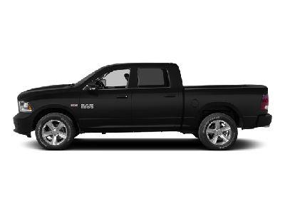 """2015 Ram 1500 4WD Crew Cab 140.5"""" Laramie Truck"""