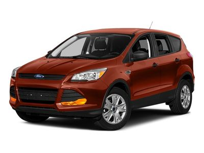 2015 Ford Escape FWD 4dr S - Click to see full-size photo viewer