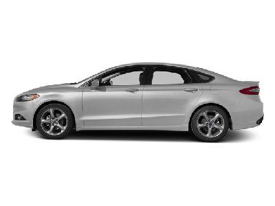 2015 Ford Fusion 4dr Sedan Titanium FWD