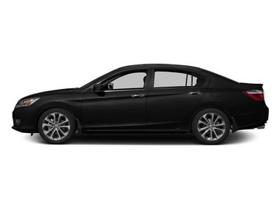 2015 Honda Accord Sedan 4dr I4 Manual Sport