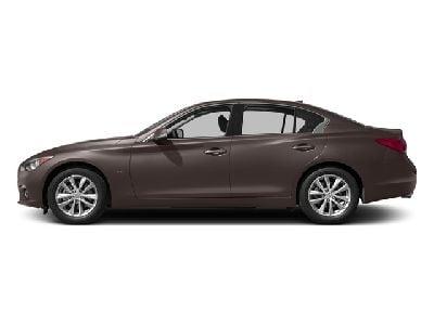 2015 INFINITI Q50 4dr Sedan Premium AWD
