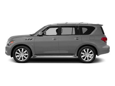 "2015 INFINITI QX80 QX'80 AWD 22"" WHEEL PKG BLIND SPOT REAR CAMERA INTELIGENT CRUISE SUV"