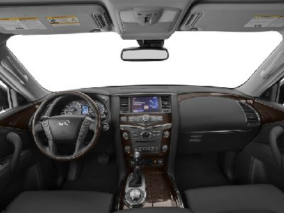 "2015 INFINITI QX80 QX'80 AWD 22"" WHEEL PKG BLIND SPOT REAR CAMERA INTELIGENT CRUISE - Click to see full-size photo viewer"