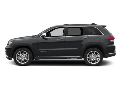 2015 Jeep Grand Cherokee 4DR 4WD SUMMIT SUV