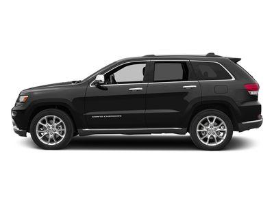 2015 Jeep Grand Cherokee 4WD 4dr Summit SUV