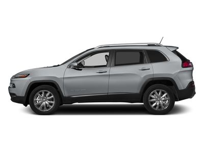 2015 Jeep Cherokee 4WD 4dr Limited SUV