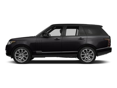 2015 Land Rover Range Rover 4WD 4dr HSE SUV