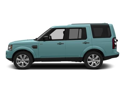 2015 Land Rover LR4 4WD 4dr LUX SUV