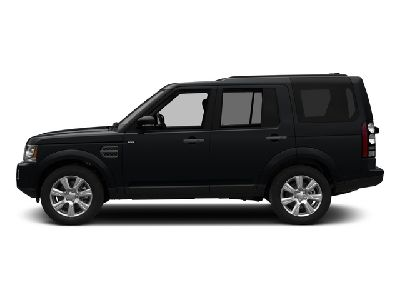 2015 Land Rover LR4 4WD 4dr HSE SUV