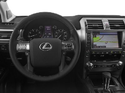 2015 Lexus GX 460 GX460 AWD REAR SEAT ENTERTAINMENT 3RD ROW SEATING PREMIUM NAVI - Click to see full-size photo viewer