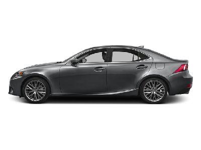 2015 Lexus IS 250 4dr Sport Sedan Automatic AWD