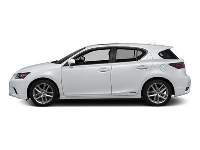 2015 Lexus CT 200h 5dr Sedan Hybrid
