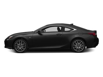 2015 Lexus RC 350 2dr Coupe AWD