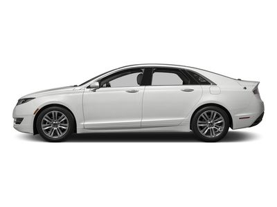 2015 Lincoln MKZ 4dr Sedan AWD