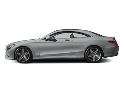 2015 Mercedes-Benz 2dr Coupe S 63 AMG 4MATIC