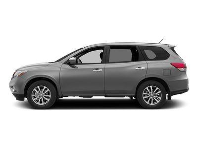 2015 Nissan Pathfinder Platinum SUV