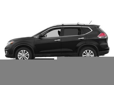 2015 Nissan Rogue Select AWD 4dr S SUV