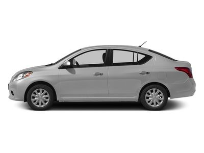 2015 Nissan Versa 4dr Sedan Manual 1.6 S