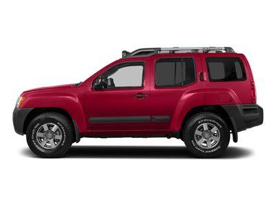 2015 Nissan Xterra S SUV