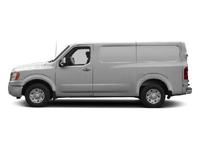 2015 Nissan NV High Roof 2500 V8 SL Van