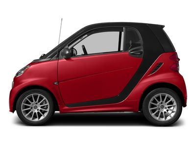 2015 smart Fortwo 2dr Coupe Passion