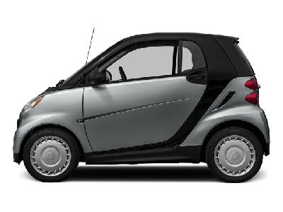 2015 smart Fortwo 2dr Coupe Pure