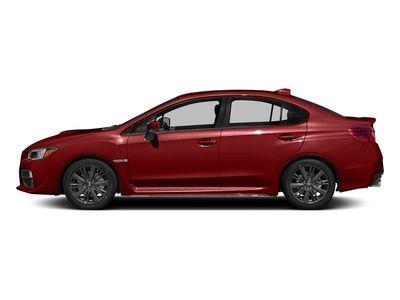 2015 Subaru WRX 4dr Sedan Manual Premium