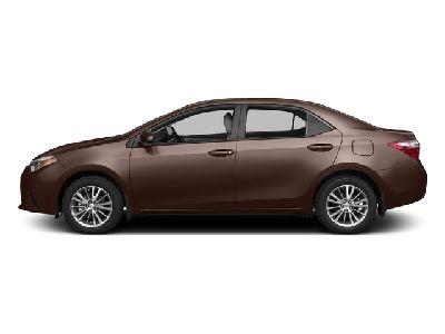 2015 Toyota Corolla 4dr Sedan CVT LE