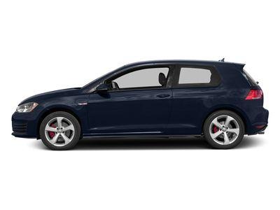 2015 Volkswagen Golf GTI 2dr HB Man SE Coupe