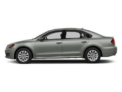 2015 Volkswagen Passat 4dr Sedan 1.8T Automatic Sport PZEV