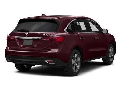 2016 Acura MDX 3.5L SH-AWD - Click to see full-size photo viewer