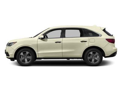 2016 Acura MDX 3.5L AWD SUV