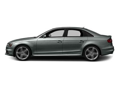 2016 Audi S4 4dr Sedan Manual Premium Plus