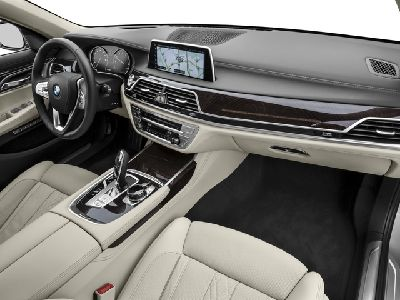 2016 BMW 7 Series 750i M'SPORT X'DRIVE AUTOBAHN DRIVER ASSIST PLUS II NIGHT VISION - Click to see full-size photo viewer