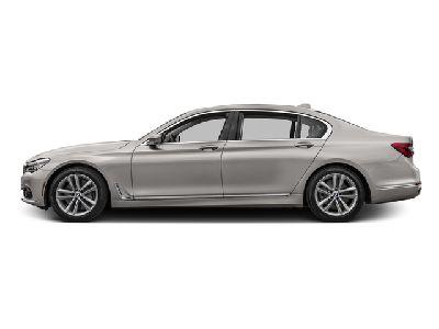 2016 BMW 7 Series 750i xDrive Sedan